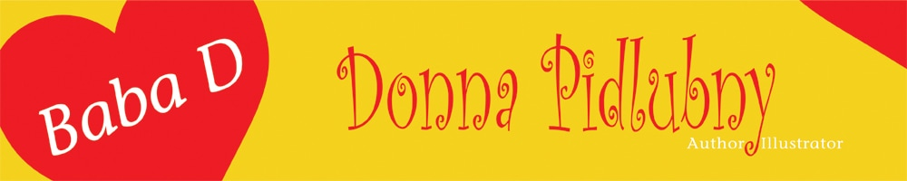 Banner Donna Pidlubny Children's Prints